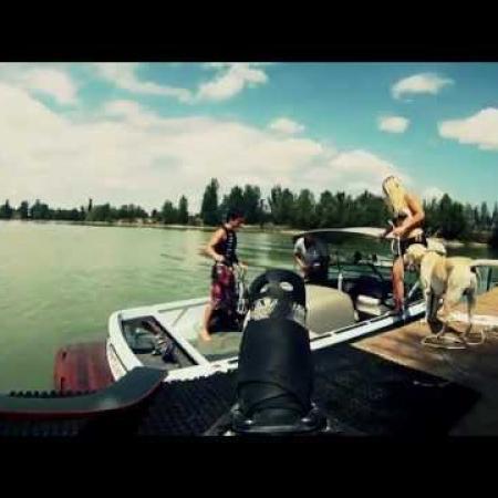 GoPro HD: A Waterski Team 2.0 [Vincent Soubiron's]